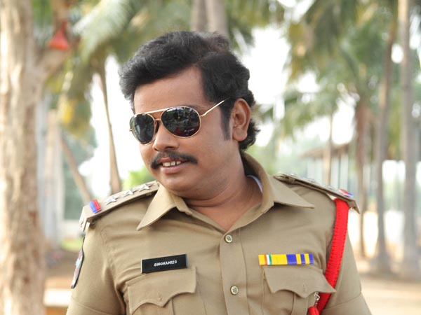 Sampoornesh Babu's Singam 123 review