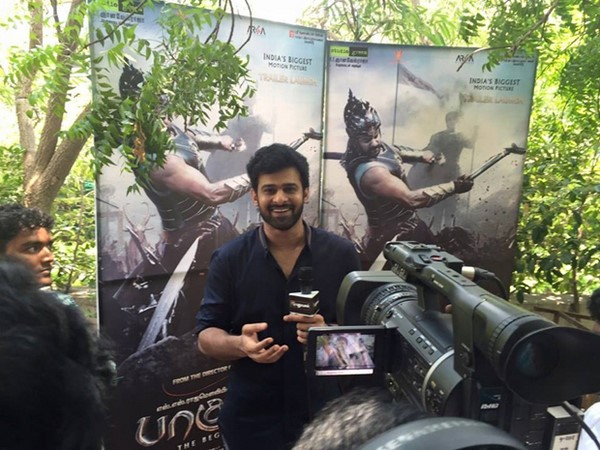 Sabu Cyril and the Visual effects teamwill get awards: Prabhas