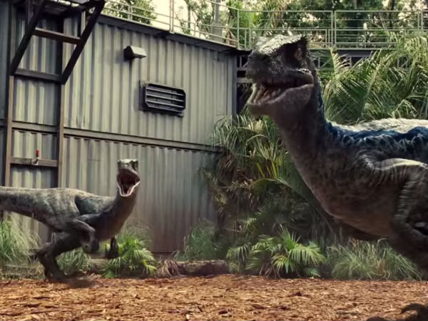 Jurassic World's Final Trailer Is Scary!