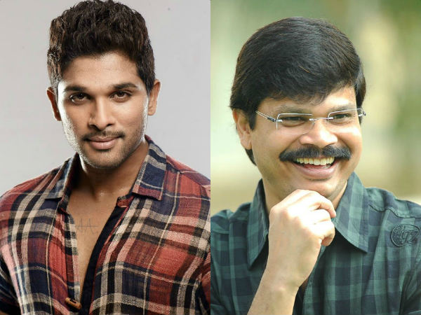 Boyapati Srinu getting Bunny shocks