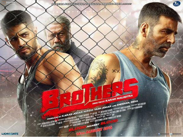 'Brothers' trailer: It's a potpourri of action, romance and intense emotions