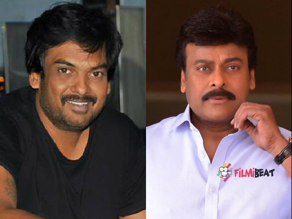 Puri Out Of Chiru's 150th?