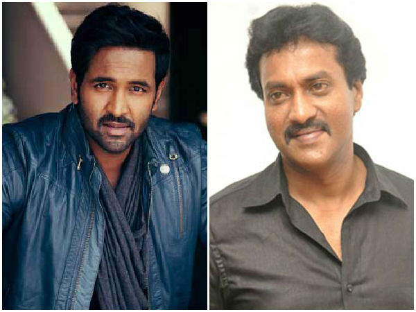 Bhakta Kannappa: Sunil walks out, MV steps in!