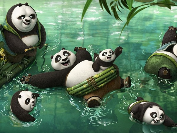 Kung Fu Panda 3 first footage lands in Chinese trailer