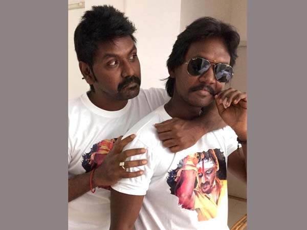 Raghava Lawrence's brother Elvin to debut as a hero