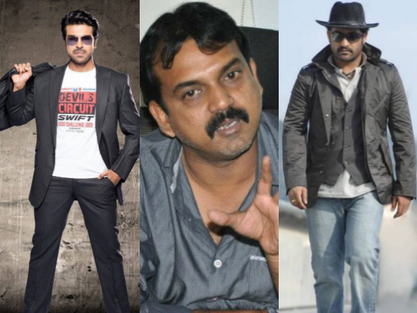 Srimanthudu Is Neither Ram Charan's Nor NTR's