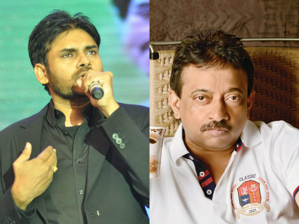 RGV takes on Power Star Pawan Kalyan