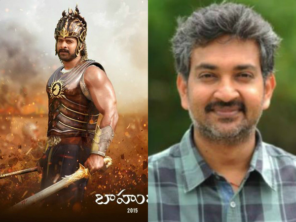 Rajamouli about his latest Baahubali