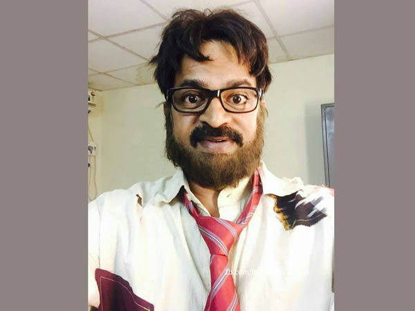 Actor ‎Brahmaji‬ New Look In His Upcoming Movie