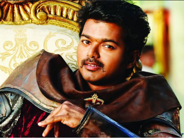 Ilayathalapathy Vijay's Puli Sets A New Record, Beats Aamir Khan's PK!