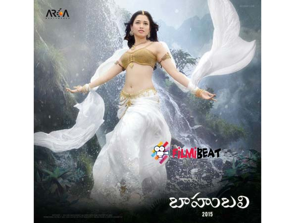 Tamanna reveals secrets about her role in Baahubali