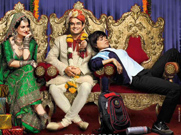 Tanu weds Manu collections Rs 145 crores