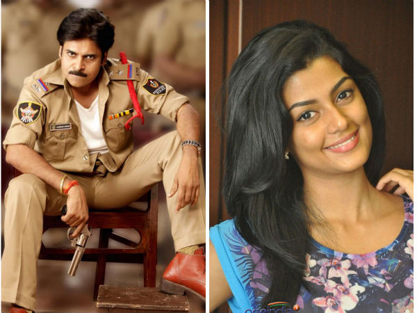 Gabbar Singh 2: Anisha Ambrose replaced with a debutant actress?