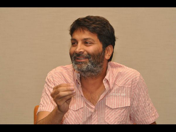 Trivikram Srinivas direct Venkatesh s Bhaskar The Rascal