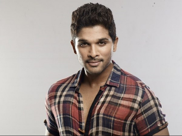 Allu arjun in Colgate India Ad