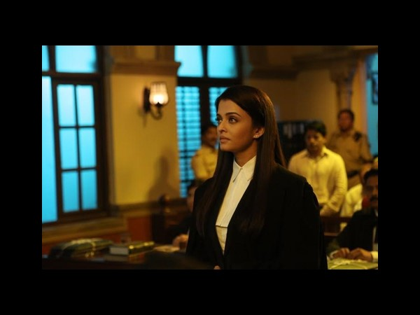 Jazbaa: New look of Aishwarya Rai