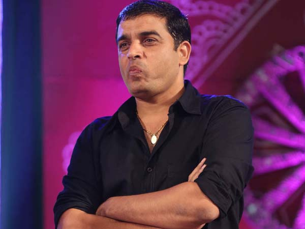 Dil Raju faced trouble with Black Tickets
