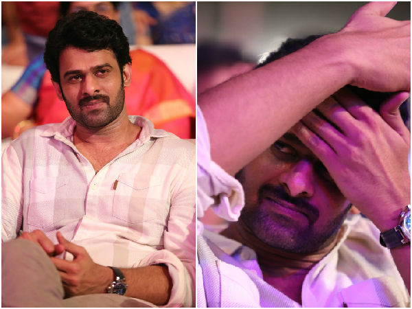 Prabhas's next with UV Creations gets a release date