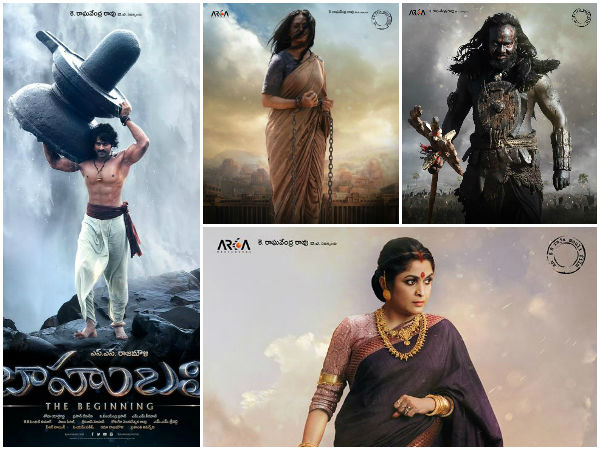 Pirated DVDs of Baahubali seized