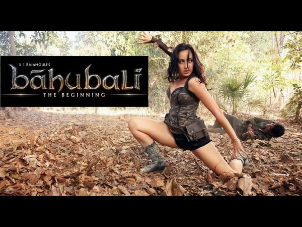 Nora Fatehi  tweet about Baahubali tickets