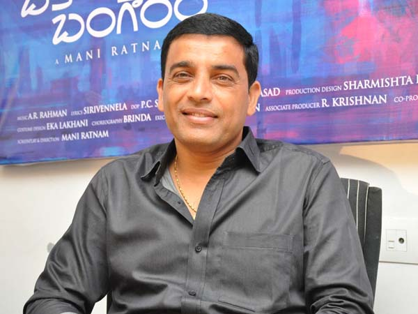 Dil Raju about black tickets issue