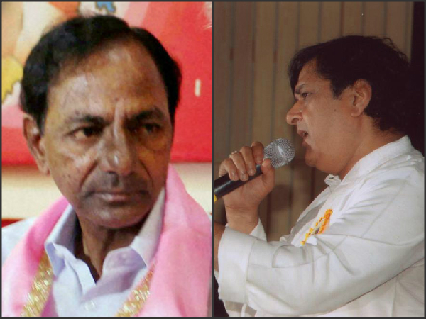 KCR pays tribute to RamaKrishna