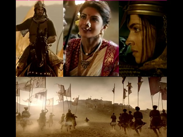 Bajirao Mastani teaser out today!