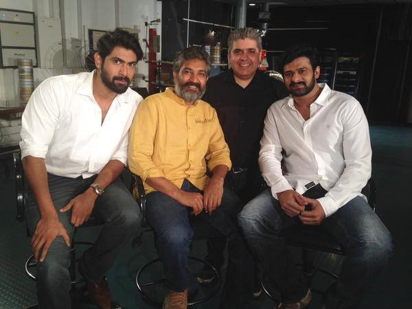 Rajamouli talks about Baahubali 2 script changes