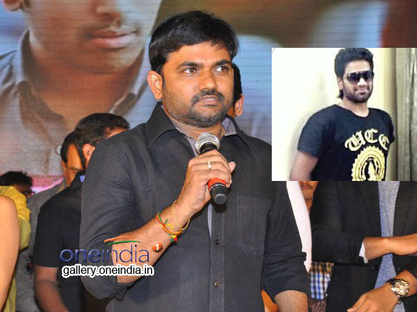 Ghanta Sreenivas Rao son into Movies