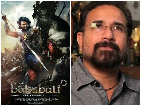 Baahubali: Sabu Cyril calls it an Error!