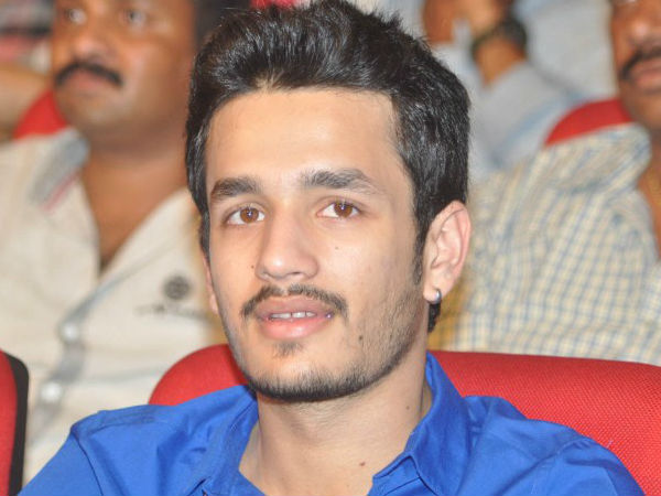 Akhil teaser on Nag birthday