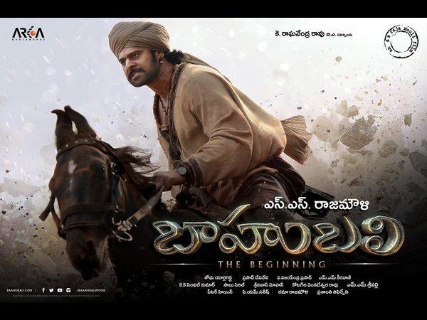 Baahubali Movie Pirated Version Played On National Travels Bus