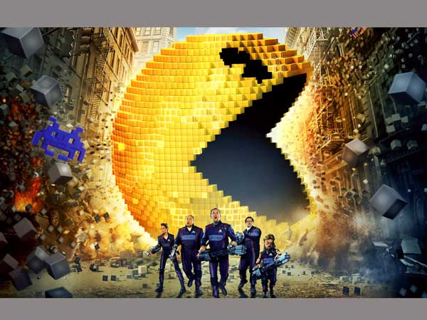 Pixels (2015) release date, movie details and trailer
