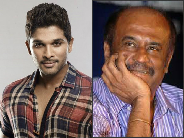 Rajinikanth and Allu Arjun Reject Bajrangi Bhaijaan