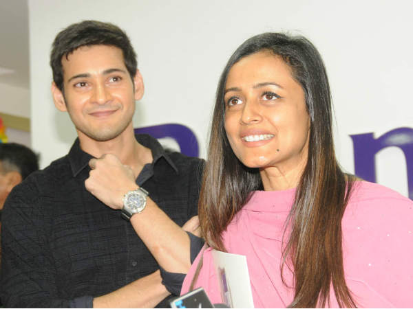 Namrata revealed that she is taking charge of the Srimanthudu