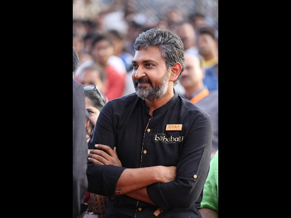 Rajamouli first time noticed