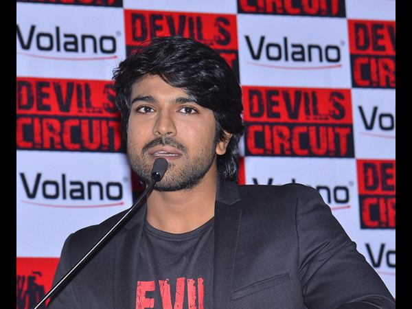 Ram Charan cannot be