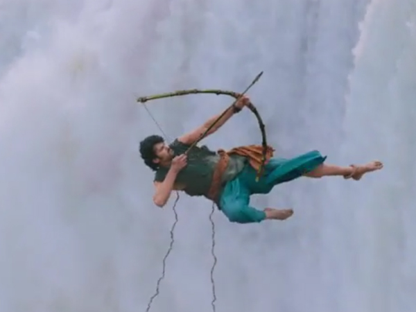 Rajamouli's Baahubali another song