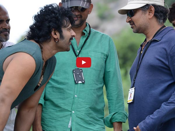 Baahubali: Making of Dheevara Song