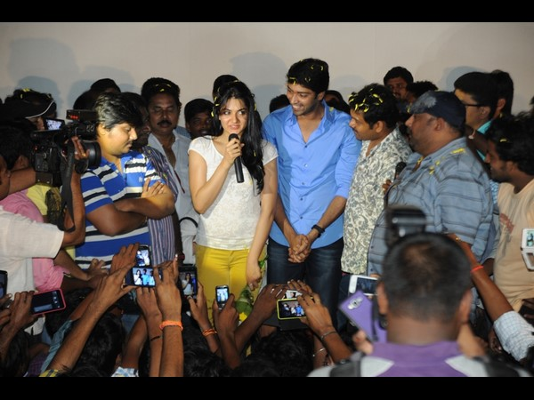 Sakshi Chowdary Faced Embarrassing Situation!!