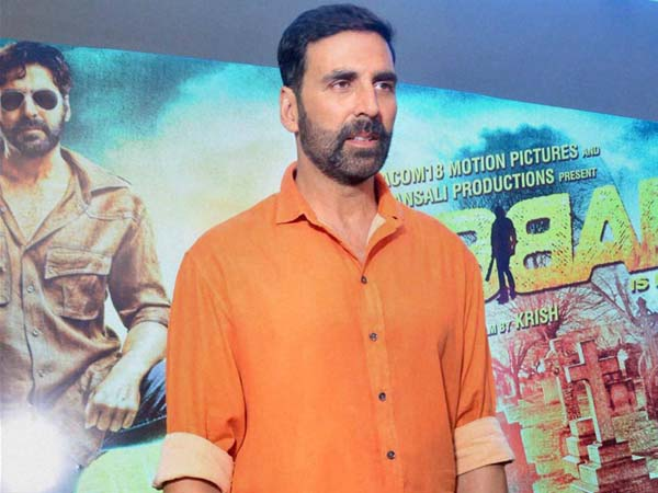 Akshay Kumar – I Am Not Playing A Gay's Role in Dishoom