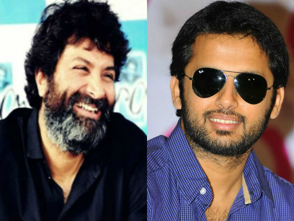 Trivikram, Nitin new movie