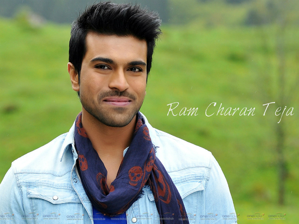 Ram charan latest film reguler shooting news