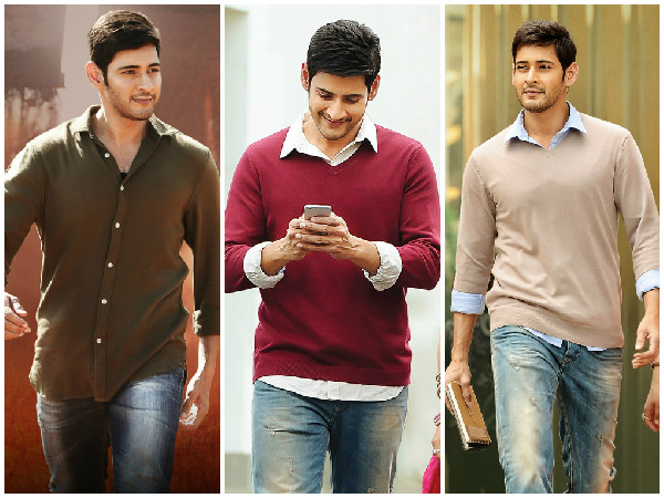 Srimanthudu shot in flat 60 days
