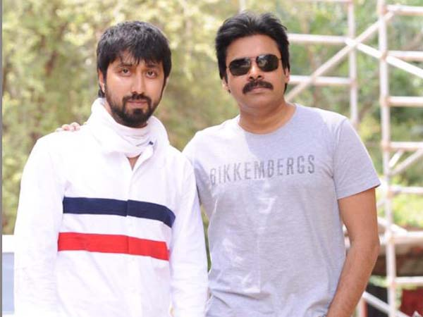 Sardar: Pawan excited with First Look poster