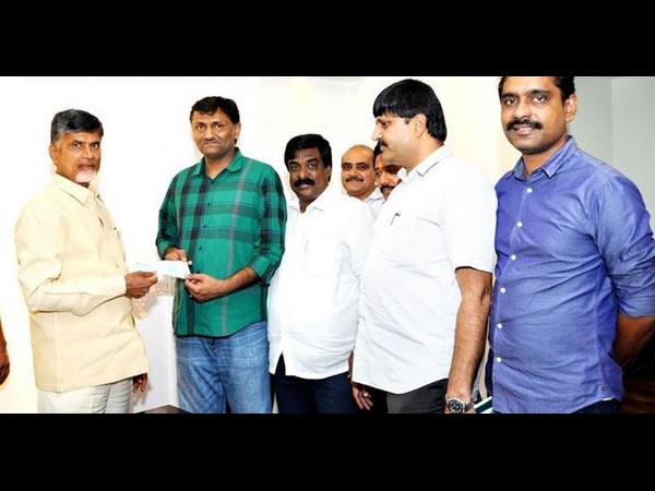 Srimanthudu donation to AP Capital