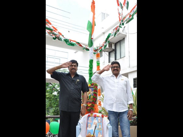 Maa Independence Day celebrations 2015