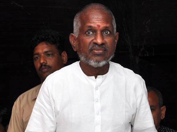 Composer Ilayaraja hospitalised