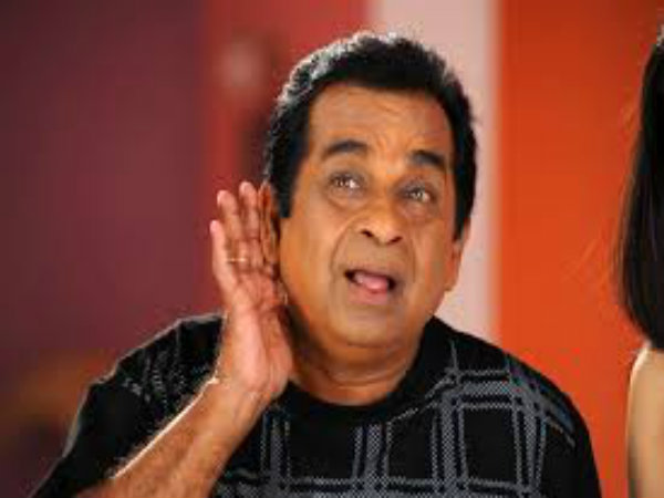 Why Brahmanandam not in recent Big Movies?
