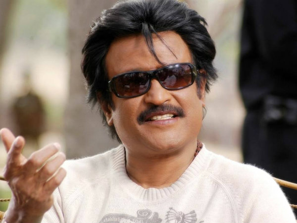 Director ameer again gave title to Rajinikanth ?